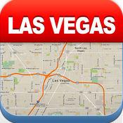 拉斯维加斯离线地图 - 城市 地铁 机场 4.3