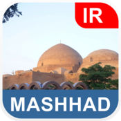 马什哈德,伊朗 离线地图 - PLACE STARS