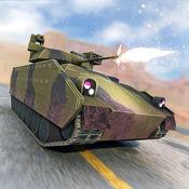 经典雷霆铠甲机器人风暴王牌坦克战机生存勇士酷跑大战 - 动作单机游戏免费版