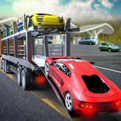 城市汽车运输卡车货物服务3D游戏