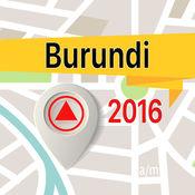 布隆迪 离线地图导航和指南