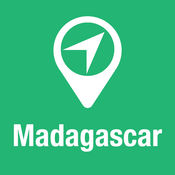 大指南 马达加斯加 地图+旅游指南和离线语音导航