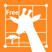 (Free)シンプル画像加工!Giraffe filter for iPad(ジラフ