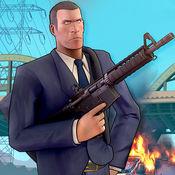 盛大 犯罪 市 战争 : 黑手党 帝国 射击 游戏