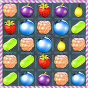 糖果贝里切换甜蜜的第3场比赛草莓