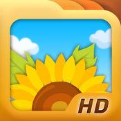 秘密照片管理 - i照片文件夹 HD for iPad (文件夹管理/视频/便条/分享)