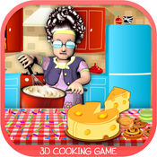 奶奶的面包 - 蛋糕和饼干烹饪3D游戏