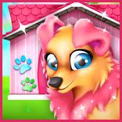 宠物装修设计: 游戏的女孩