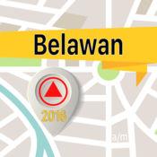 Belawan 离线地图导航和指南 1