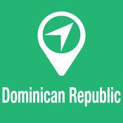 大指南 多米尼加共和国 地图+旅游指南和离线语音导航