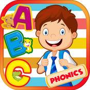 ABC 字母 动物 词汇 - 少兒英語游戏 1.0.1