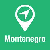 大指南 黑山共和国 地图+旅游指南和离线语音导航