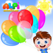 高山嬰兒及兒童遊戲 - 泡泡射擊遊戲