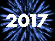 2017 年新的一年快乐 • 80 stickers for iMessage 1