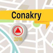 Conakry 离线地图导航和指南