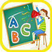 ABC孩子学习英语词读写 1
