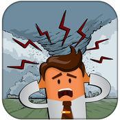 进入风暴复仇 - 疯狂的龙卷风落游戏 Free