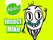 表情贴纸 Hellowe Stickers: Insect Mike