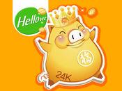 表情贴纸 Hellowe Stickers: Piggy Kim