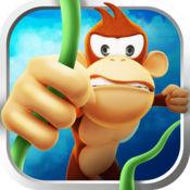 贪婪的猴子 - 3D跑酷闯关游戏