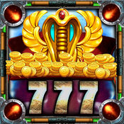777 - 神老虎机寺庙: 玩口袋雷声