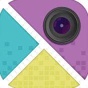 照片拼贴编辑: 创建具有惊人的滤镜和效果精彩照片拼贴 1