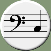 Sight Reading Bass Game - 低音游戏