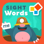 Sight Words - 学习英语常用词
