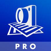 SharpScan Pro + OCR:将多页面文档快速扫描为干净的 PDF 3.