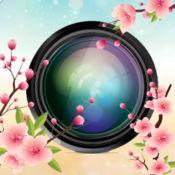 照片編輯器製造商 - 自拍美女相機效果 1