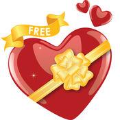 相片情人节(免费) - 添加美丽的情人节框架和爱贴纸让可爱的情人节照片和卡片为你的亲人