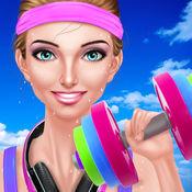 健身房时尚 - 女生化妆换装 1.4