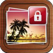 照片安全 - 密码保护隐私图片 1