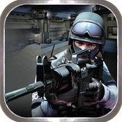 反恐射击:城市战争 - 第一人称FPS特警部队狙击射击游戏