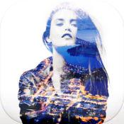 Pic.fused – 即时照片搅拌机双曝光效果和图片合并 1