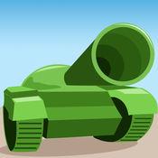 大炮射击坦克作战 - 4399小游戏下载主
