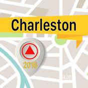 查尔斯顿 离线地图导航和指南 1