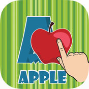 ABC 字母 学习  -  读 写作 童装 游戏 1