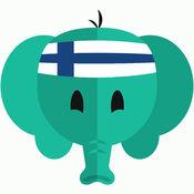 学习芬兰语 - 语翻译,单词和旅行短语 1.0.1