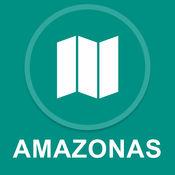 亚马孙,巴西 : 离线GPS导航 1