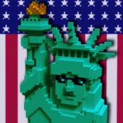 美国块工艺:美国探索 3D