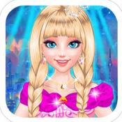 时尚甜美女生-美丽换装儿童女生游戏免费