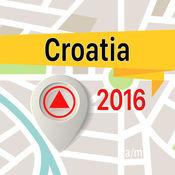 克罗地亚 离线地图导航和指南