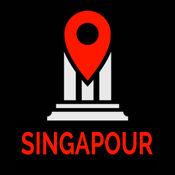 新加坡 旅行指南 离线地图 8.3.7