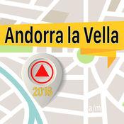 Andorra la Vella 离线地图导航和指南