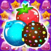 多汁的糖果爆炸狂热 - 第3场益智游戏的乐趣
