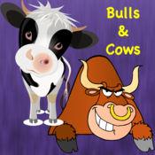 主谋 - 奶牛和公牛的密码破译字游戏 (Free Bulls and Cows Code Breaking Words Games)