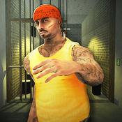 越狱犯罪越狱3D- 真正的刺客和刑事突围模拟器。
