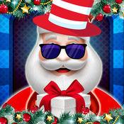 圣诞树制造商与圣诞老人装扮 - 一个圣诞假期游戏
