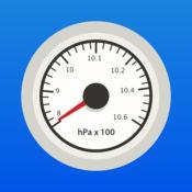 气压计&高度计 - 实时测量气压,海拔和温度